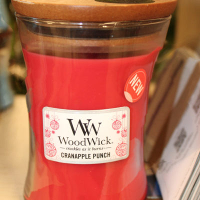 Candela woodwick Cranapple Punch