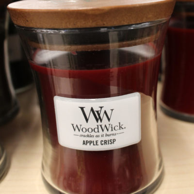 Candel WoodWIck Apple Crisp